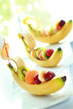 Composition from fruit Stock Photography