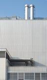 Composition industrielle Photo stock