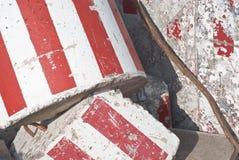 Composition industrielle en béton Image stock