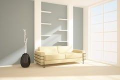 Composition intérieure Photo stock