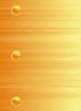 Composition jaune de fond illustration de vecteur