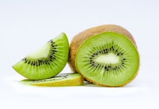 Composition with kiwis Stock Photography