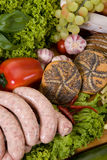 Composition Of Food Royalty Free Stock Photos
