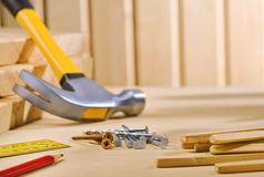 Free Composition Of Working Tools Stock Photos - 24867053