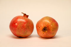 Composition with Pomegranate. Fresh fruits / Composition with Pomegranate stock illustration