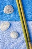 Composition pour la relaxation Photo stock