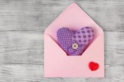 Composition pour la Saint-Valentin Image libre de droits