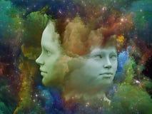 Composition rêveuse Photo libre de droits