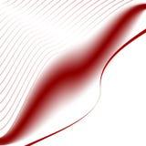 Composition rouge de fond illustration libre de droits