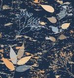 Composition sans joint avec les branchements secs abstraits Image libre de droits