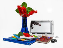 Composition with Teacher Day. Royalty Free Stock Photos