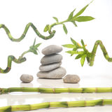 Composition on the theme of zen. A composition on the theme of zen stock image