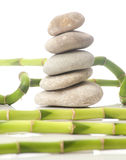 Composition on the theme of zen. A composition on the theme of zen stock photography