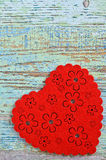 Composition for Valentine's Day royalty free stock photography