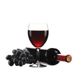 Composition of wine objects. Royalty Free Stock Photos