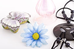 Composition With Flowers. Royalty Free Stock Images