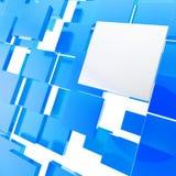 Compositon caótico da placa do fundo abstrato Imagem de Stock