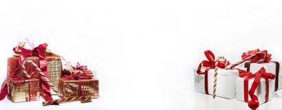 Composizione astratta in Natale Astrazione di inverno immagini stock
