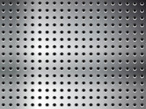 Composizione astratta nel metallo Fotografia Stock Libera da Diritti