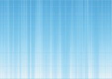 Composizione blu nella priorità bassa Fotografie Stock