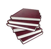 Composizione con la pila di libri Fotografie Stock Libere da Diritti