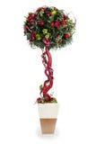 Composizione dalle mele, aerostati, rose   Fotografia Stock Libera da Diritti
