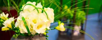 Composizione del fiore di alstroemeria giallo Fotografie Stock Libere da Diritti