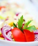 Composizione di verdure Immagini Stock