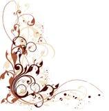 Composizione floreale in Grunge royalty illustrazione gratis