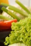 Composizione nel particolare delle derrate alimentari Immagine Stock Libera da Diritti