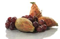 Composizione nella frutta Fotografie Stock Libere da Diritti