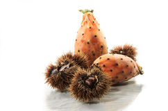 Composizione nella frutta Fotografia Stock Libera da Diritti