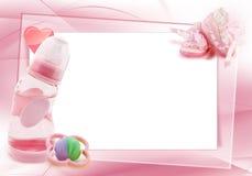 Composizione nella neonata Fotografie Stock