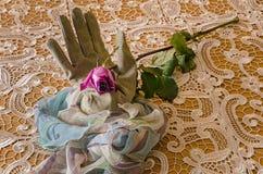 Composizione romantica Fotografia Stock Libera da Diritti