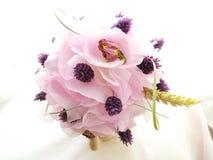 Composizione rosa fotografie stock