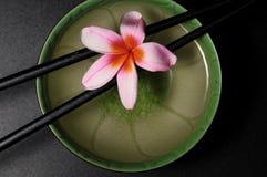 Composizione in zen Fotografie Stock Libere da Diritti