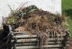 compost Arkivfoto