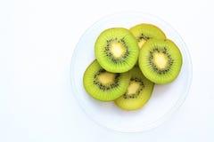 Compost av kiwi Fotografering för Bildbyråer