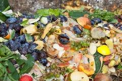 Compost bin Stock Image