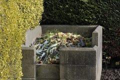 Compost heap Stock Photos