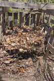 Compost In Various Stages of Decomposition Stock Photos