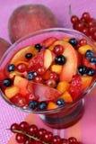 Composta con frutta Immagine Stock Libera da Diritti