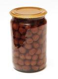 Composta delle ciliege Fotografia Stock