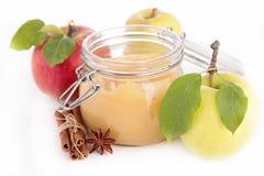 Composta di mele Immagini Stock