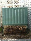 Compostbak Stock Afbeelding