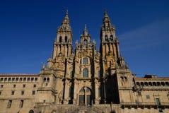 compostela de Santiago obrazy royalty free