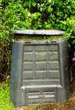 Composter bin Stock Image
