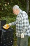 composting Fotografering för Bildbyråer