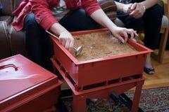 composting Stock Fotografie