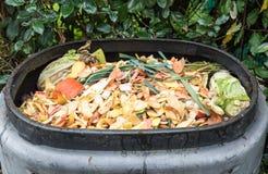 composting Royaltyfria Bilder